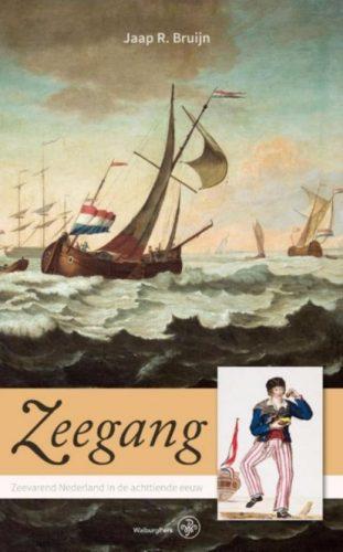 Zeegang - Zeevarend Nederland in de achttiende eeuw