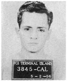 Charles Manson in 1956 (mugshot)