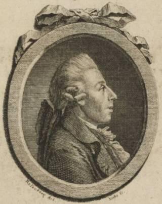 Christian Gottlob Neefe, leraar van Beethoven