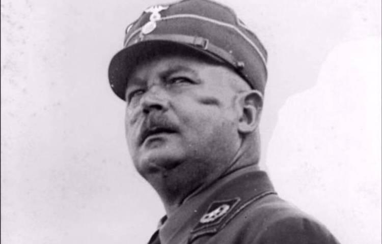 Ernst Röhm (1887-1934) – Leider Sturmabteilung (SA)