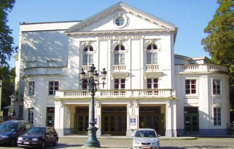 Koninklijk Parktheater in Brussel - cc