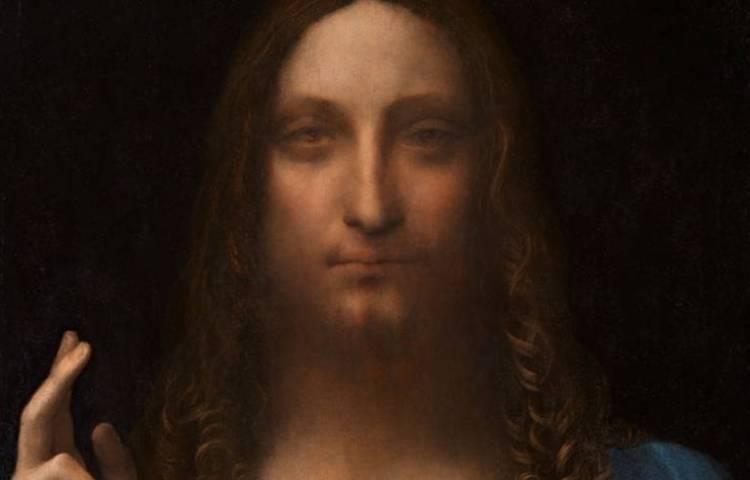 "Salvator Mundi Van Leonardo Da Vinci >> ""Salvator Mundi"", het duurste schilderij ooit van Leonardo da Vinci"