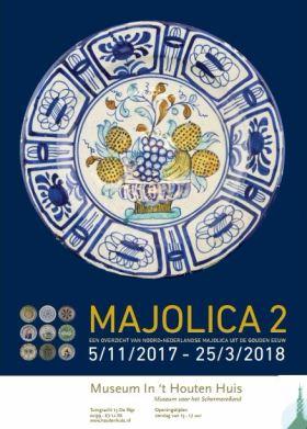 Affiche 'Majolica 2'