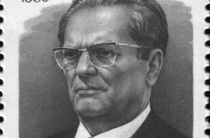 Josip Broz Tito (1892-1980) - Communistisch president van Joegoslavië