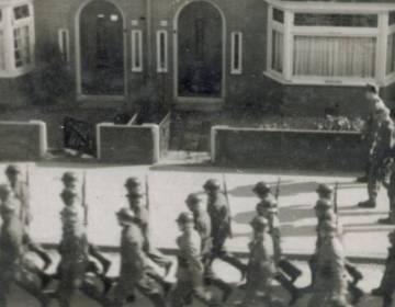 Duitse soldaten in Zwolle (Historisch Centrum Overijssel)
