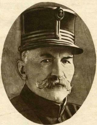 Generaal Gérard Leman
