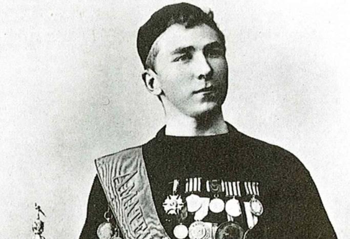 Jaap Eden (1873-1925) - De eerste nationale sportheld (wiki)