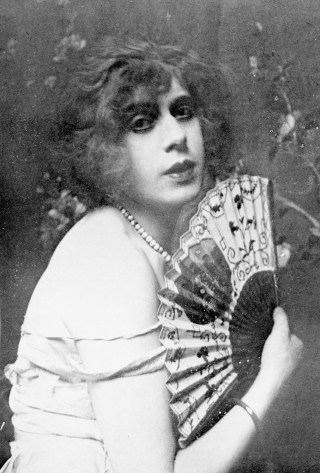 Lili Elbe in 1926. Bron: cc/Wellkome images
