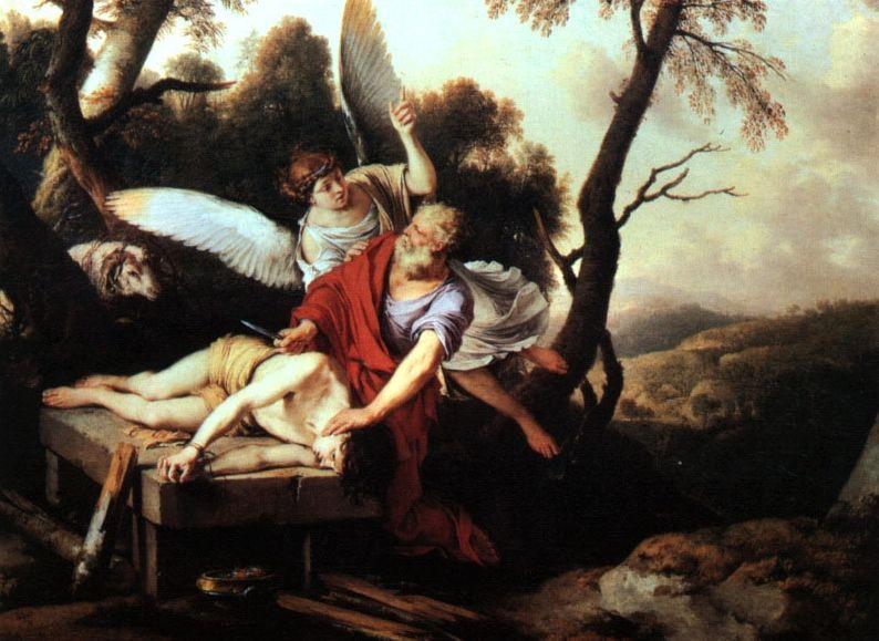 Abrahams offer (Laurent de La Hire)