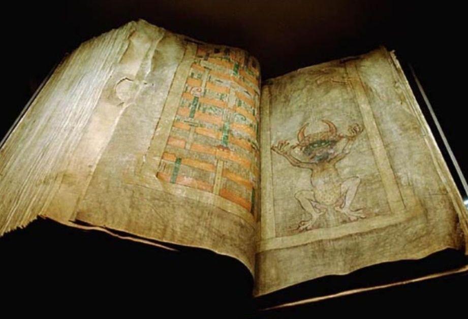 De Codex Gigas
