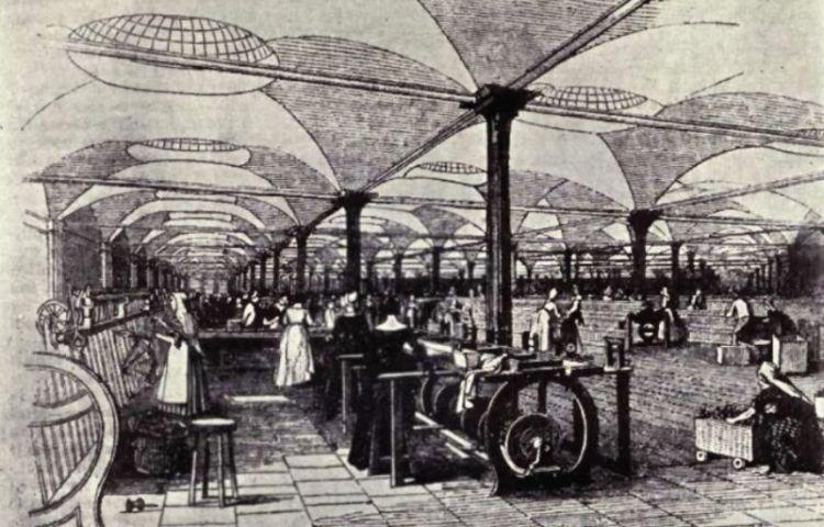 Emancipatiebeweging - Industriële Revolutie
