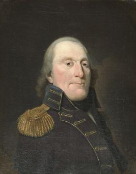 Kapitein Uilke Barends, schilderij door Thomas Gaal.  Collectie Fries Scheepvaartmuseum, Sneek