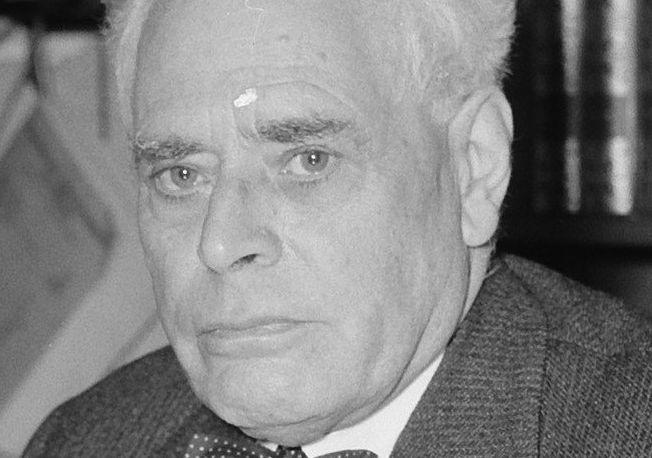 Pieter Oud (1886-1968) - Oprichter VVD