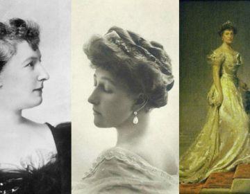 De prinsessen Louise, Stefanie en Clémentine van België