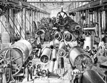 Industriële Revolutie - Samenvatting, oorzaken en gevolgen