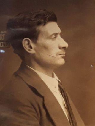 Moordenaar Isaac Brilleslijper