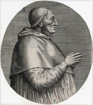 Paus Innocentius VIII verbood de conferentie van Pico