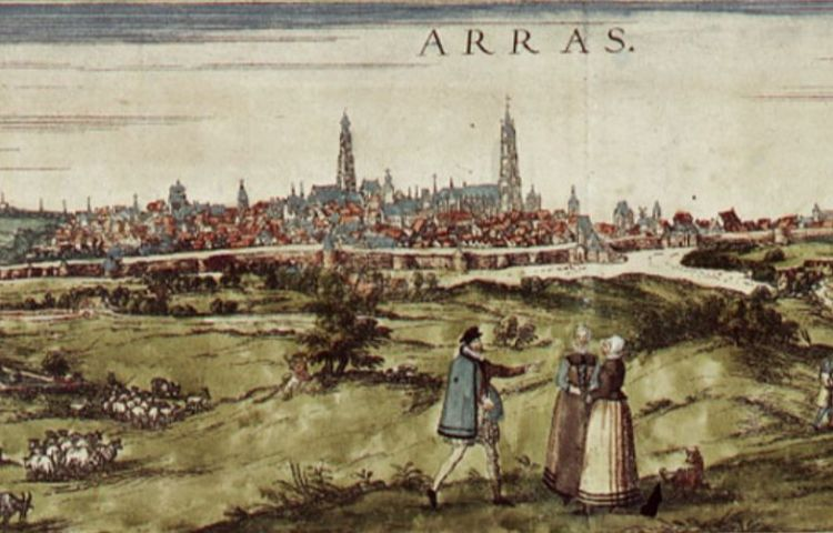 Arras rond 1572