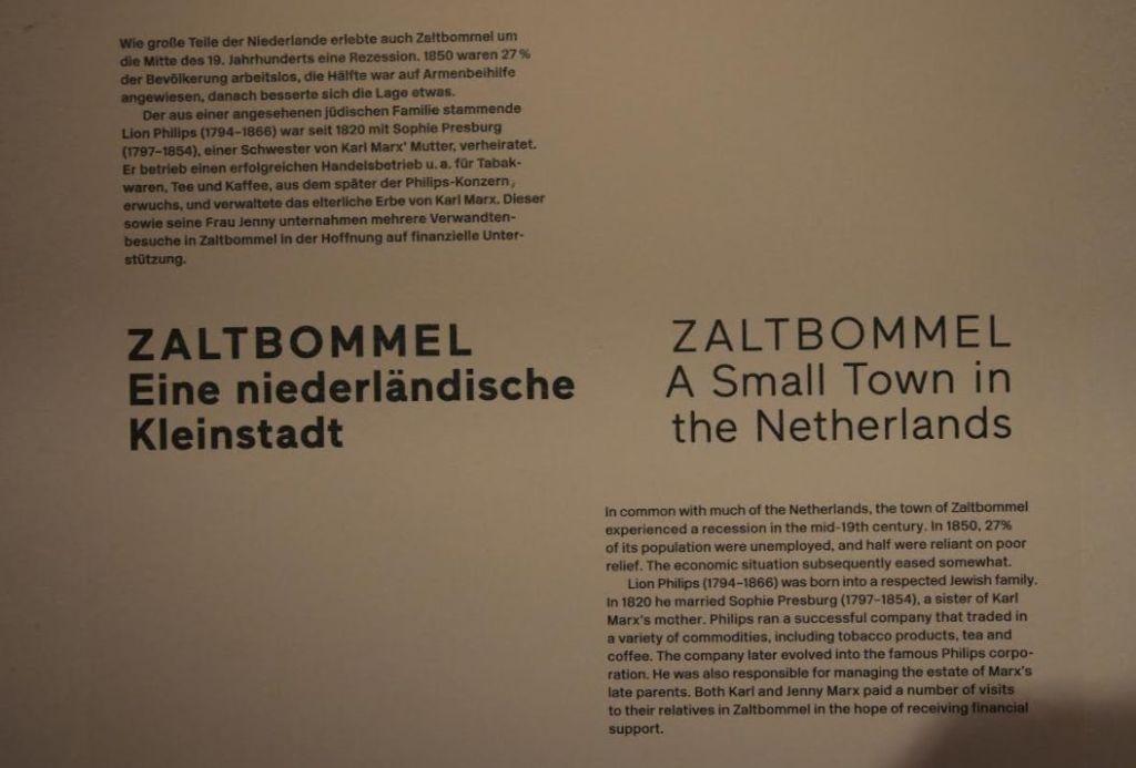 Marx in Zaltbommel