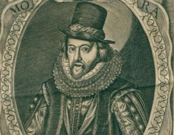 Francis Bacon (1561-1621) - Wetenschapper, filosoof en schrijver