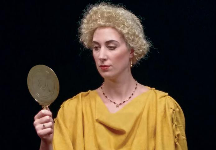 'Een vrouw zonder make-up is als een gerecht zonder zout'