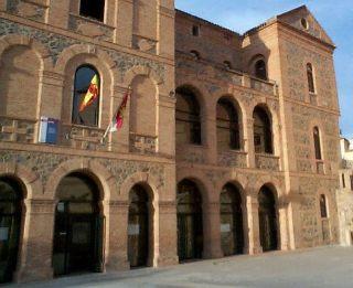 Escuela de Traductores (Toledo) - Foto Willem Peeters