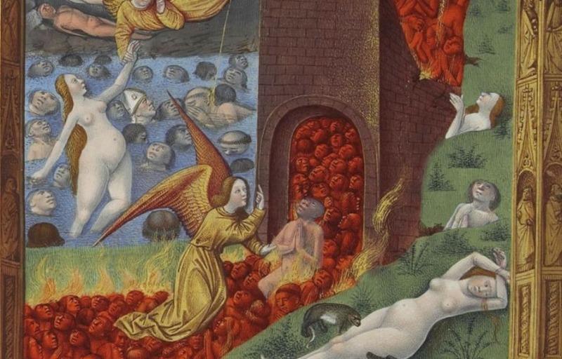 Vagevuur – Louteringsoord voor gelovigen