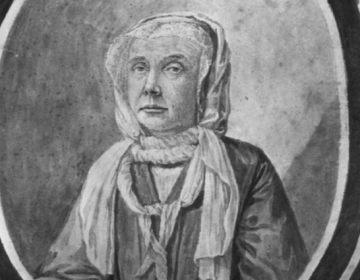 Catharina Schrader in 1714