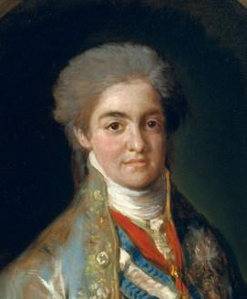 Ferdinand VII in 1800