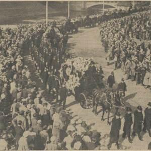 Dodelijke gevechten tijdens Prinsjesdag 1932