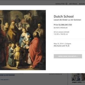 """Jan Six: """"Ik heb weer een Rembrandt ontdekt"""""""