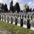 De laatste gesneuvelden van de Eerste Wereldoorlog