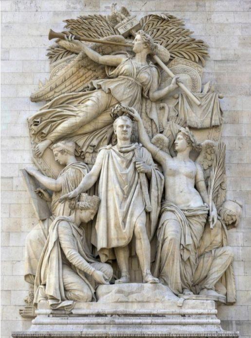 Le Triomphe de 1810 (CC0 - Jebulon)