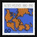 Pangea - Het supercontinent van Alfred Wegener