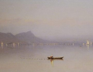 Morning in the Hudson - Sanford Robinson Gifford (Publiek Domein - wiki)