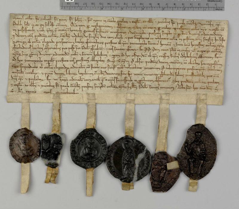 150.000 middeleeuwse oorkonden online beschikbaar