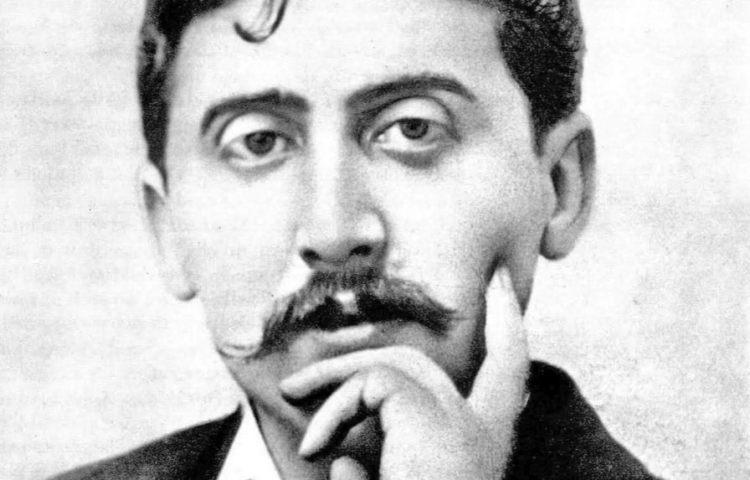 Marcel Proust in 1895 (Publiek Domein - wiki)