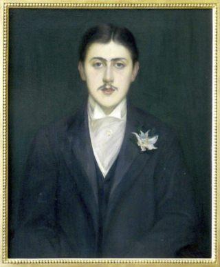 Portret uit 1892 door Jacques-Émile Blanche