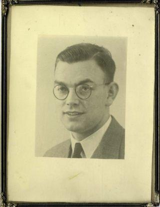 Marinus van der Stoep (Foto: Museum Rotterdam '40 - '45 NU)