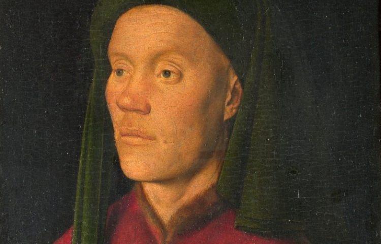 Léal Souvenir, mogelijk portret door Hubert van Eyck