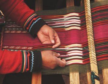 Op de keper beschouwd - weven (CC0 - Pixabay - Pexels)