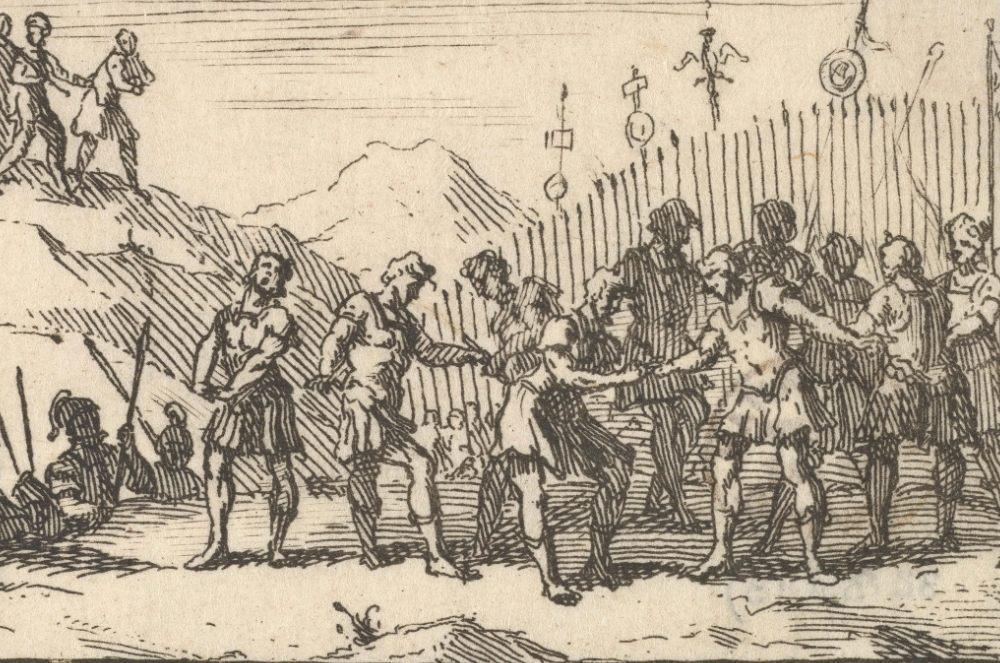 Decimatie – Strafmaatregel in het Romeinse leger
