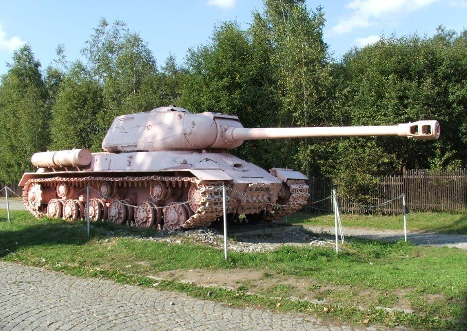 Stalins sloophamer: JS-2 tank