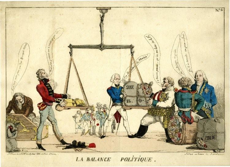 1815: De strijd tegen terreur