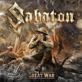 Cover van het Sabaton-album over de Eerste Wereldoorlog