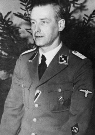 Albert Konrad Gemmeker, 1942 (Publiek Domein - wiki)