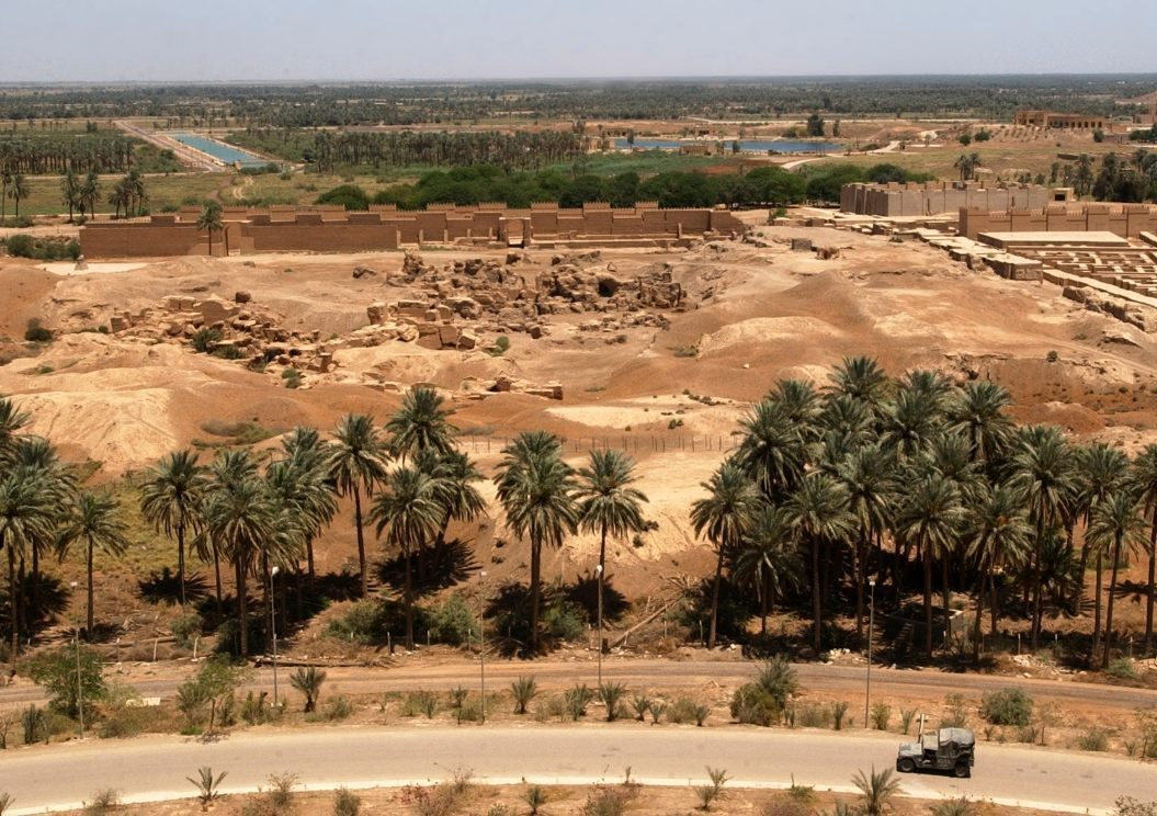 Babylon op Werelderfgoedlijst van Unesco
