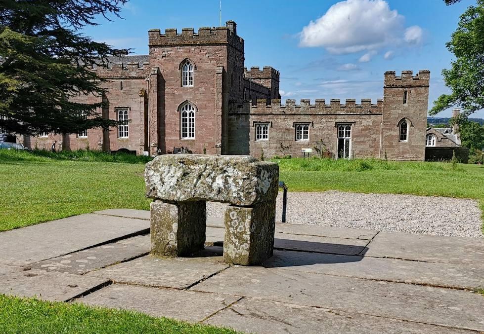 Stone of Scone – De Schotse 'Steen van het Lot'