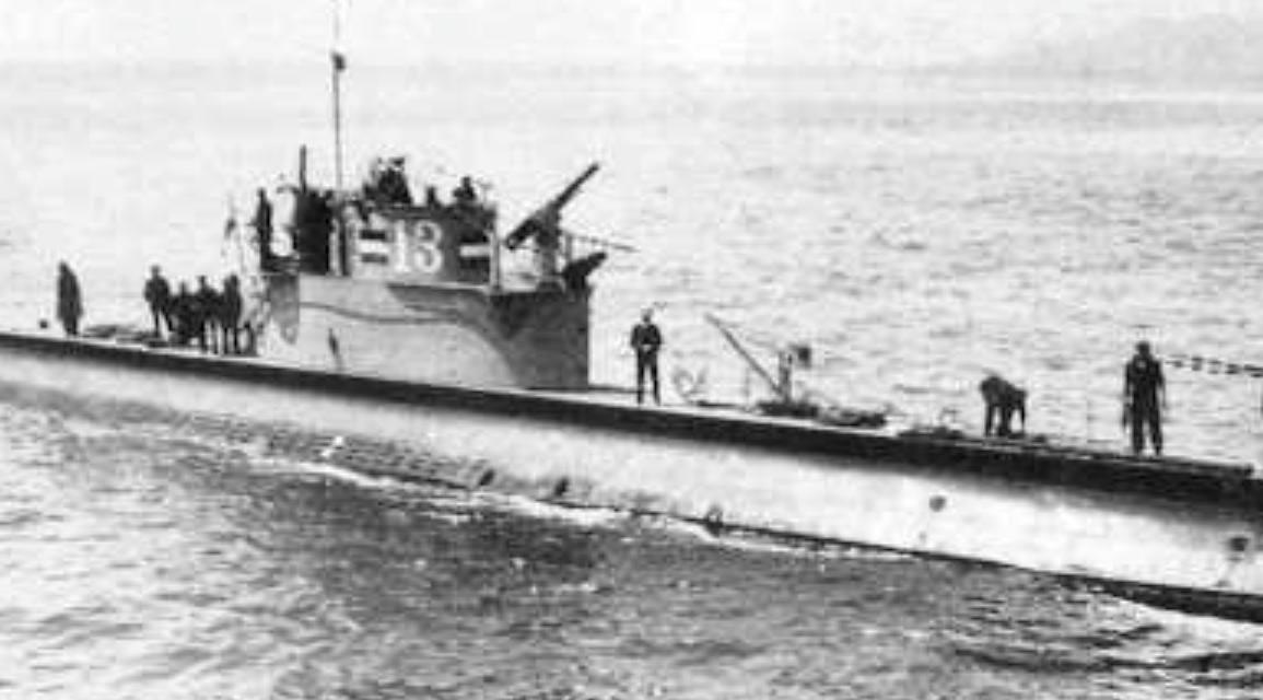 Zoektocht naar vermiste WOII-onderzeeboot Hr.Ms. O 13