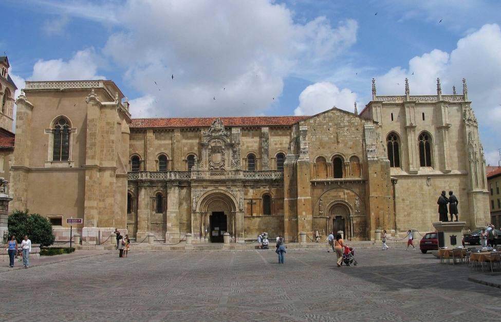 Over dieren en drinkers van León
